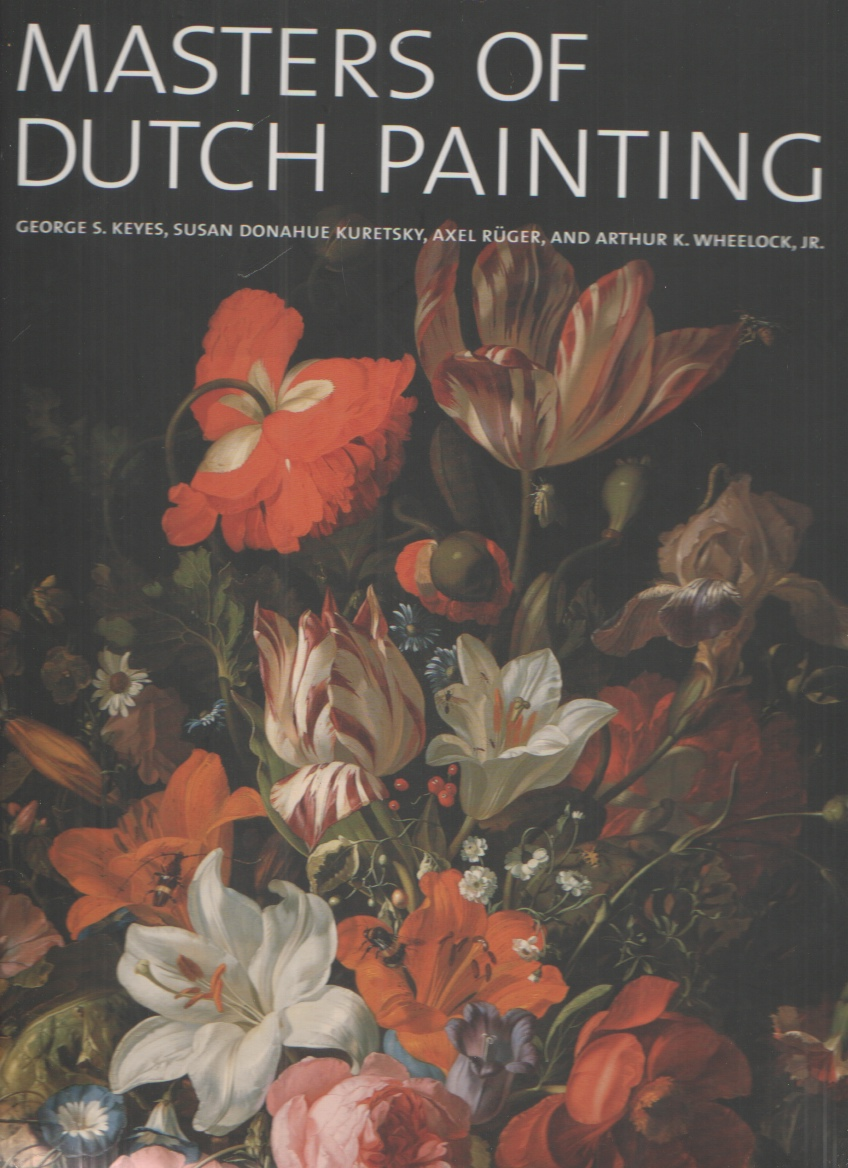Image for Masters of Dutch Painting The Detroit Institute of Arts