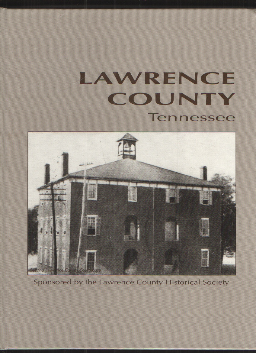 Image for Lawrence County, Tennessee Pictorial