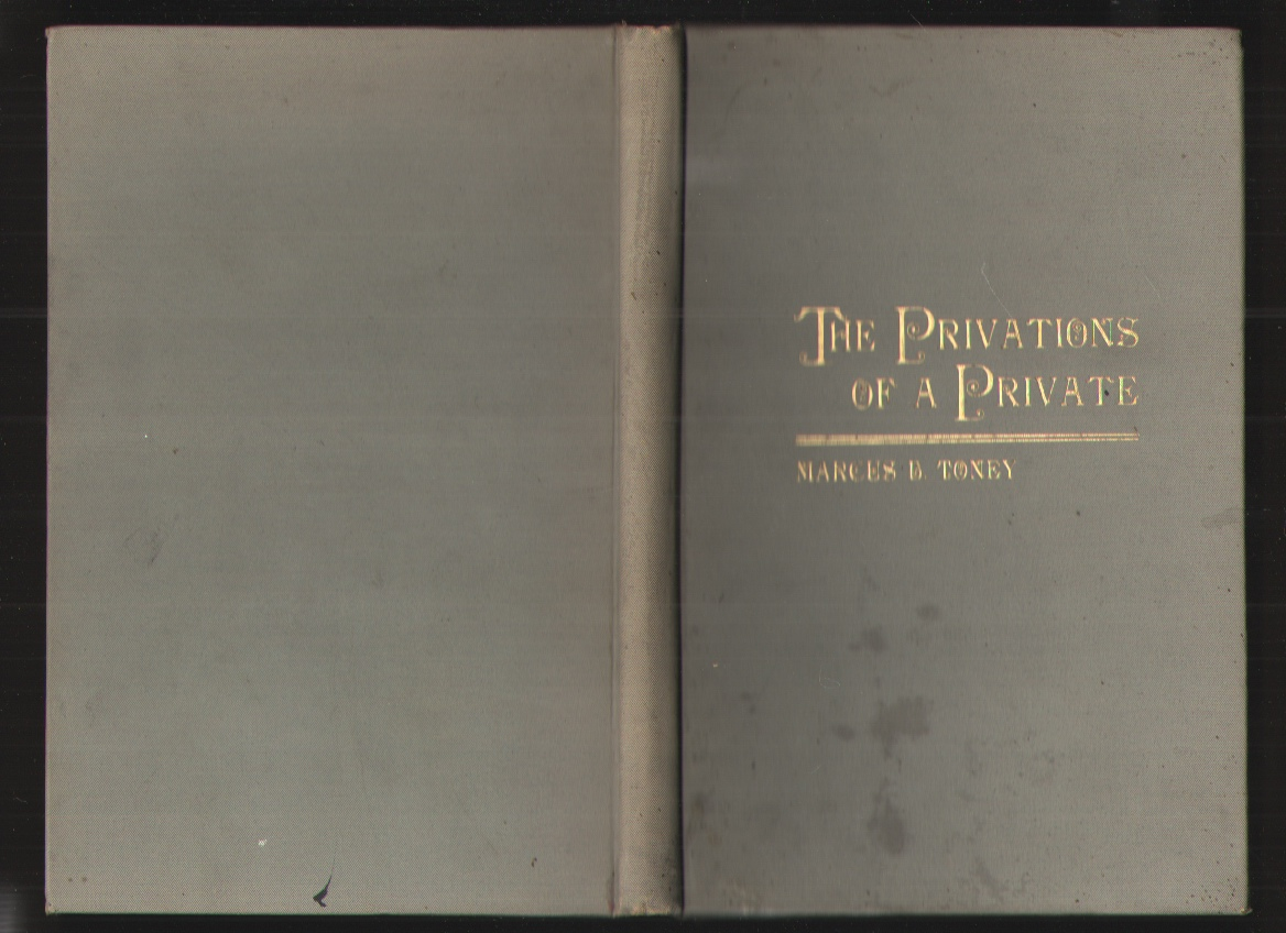 Image for The Privations of a Private - First Edition