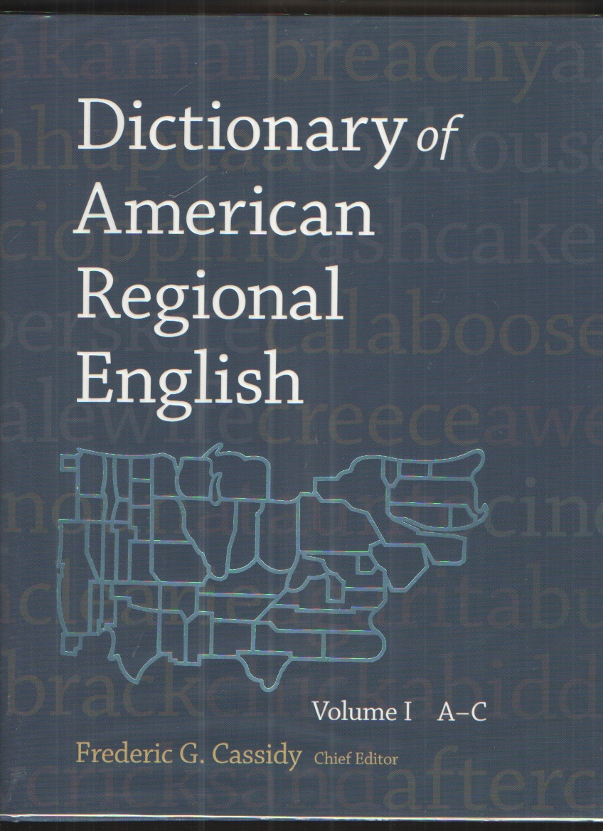 Image for Dictionary of American Regional English, Vols 1-6 Complete Set