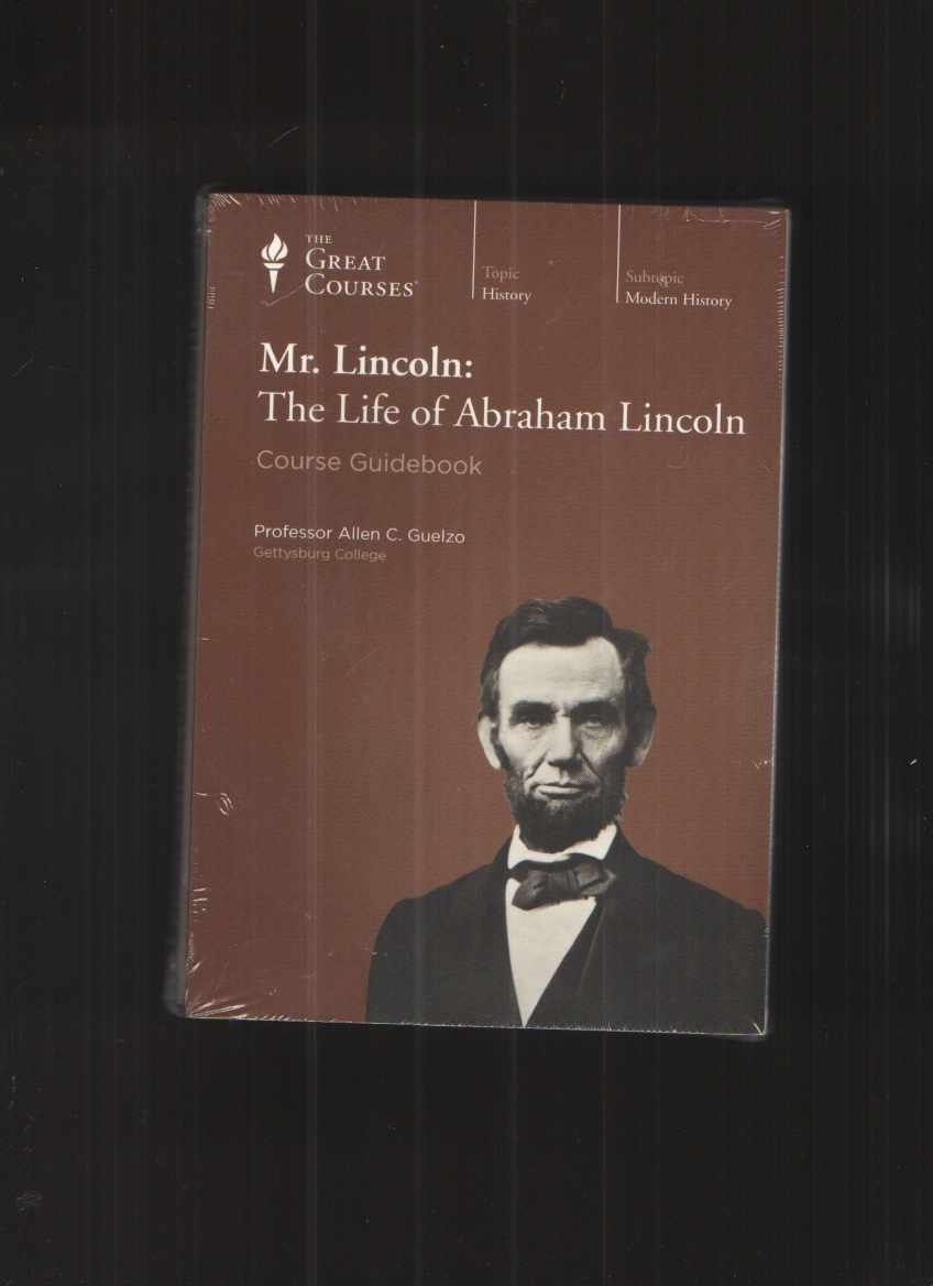 Image for Mr. Lincoln The Life of Abraham Lincoln and Course Guidebook