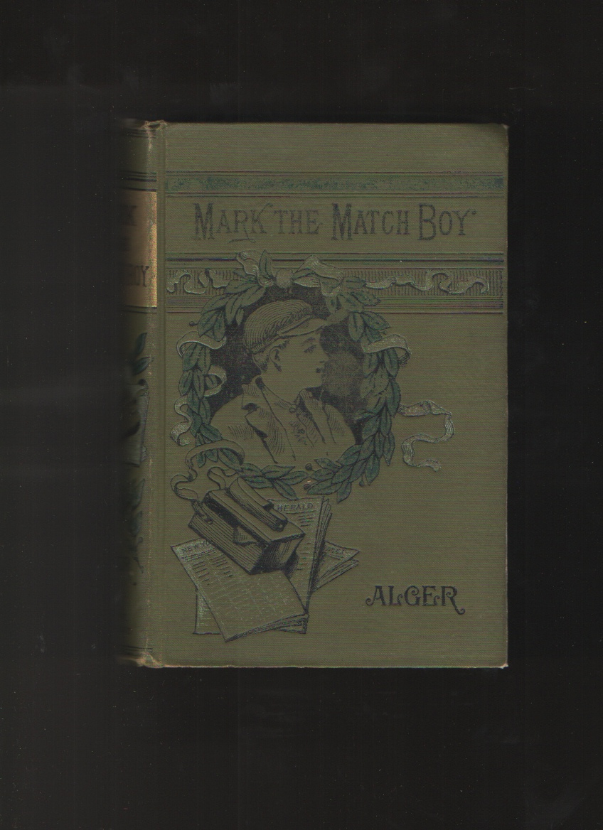 Mark, the Match Boy, Alger, Horatio