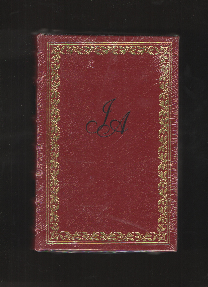 PRIDE & PREJUDICE Easton Press, Austen, Jane