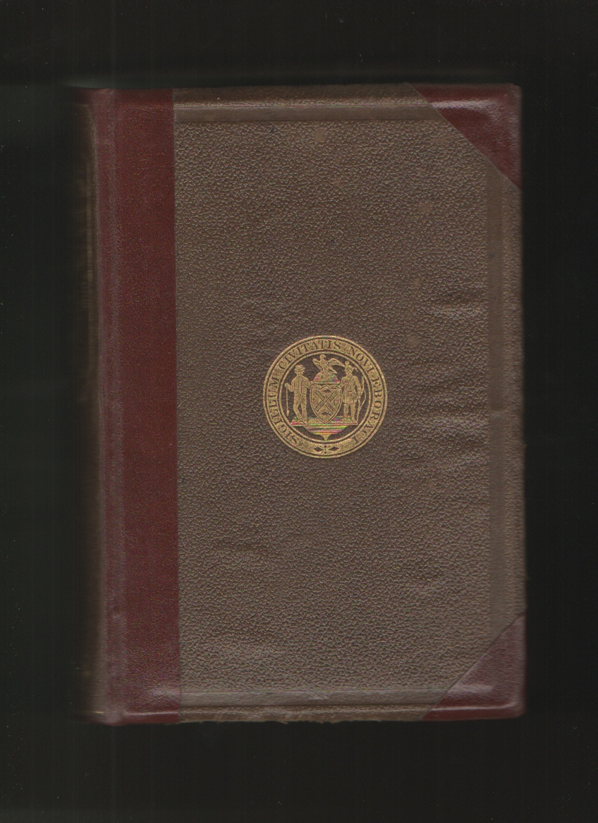 Manual of the Corporation of the City of New York, SHANNON, Joseph