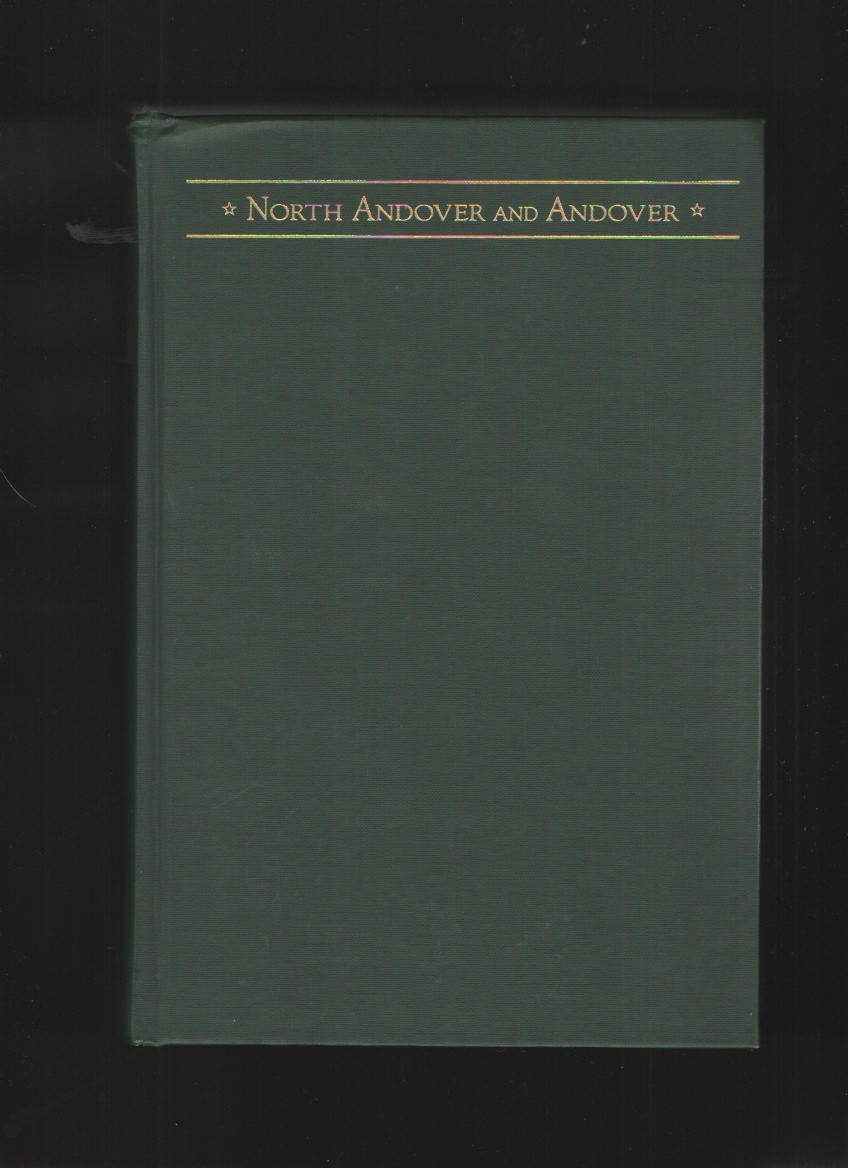 Historical Sketches of Andover, Massachusetts, Bailey, Sarah Loring