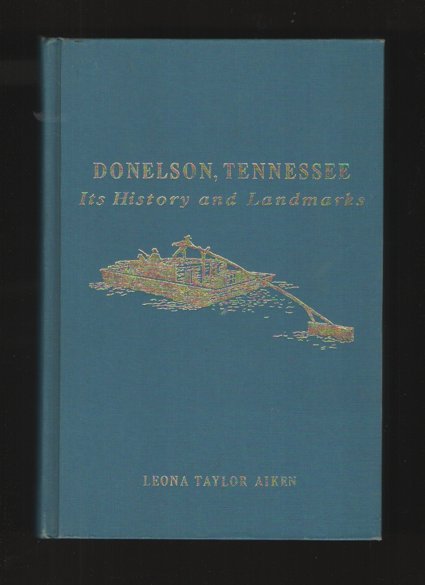 Donelson, Tennessee  It's History and Landmarks, Aiken, Leona Taylor