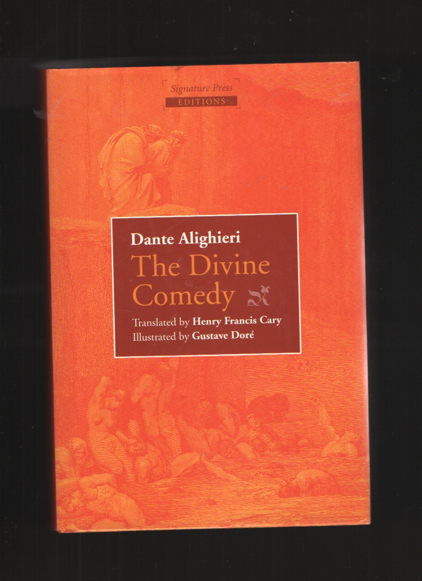 The Divine Comedy, Aligheri, Dante & Gustave Dore & Henry F. Cary & John S. Bowman